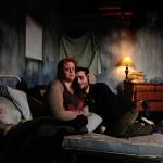 l-r: Nikki Duval, Justin Miller. Photo: Robby Bernstein